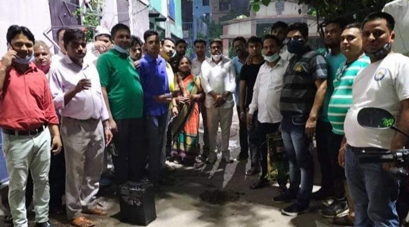 fogging campaign to prevent dengue
